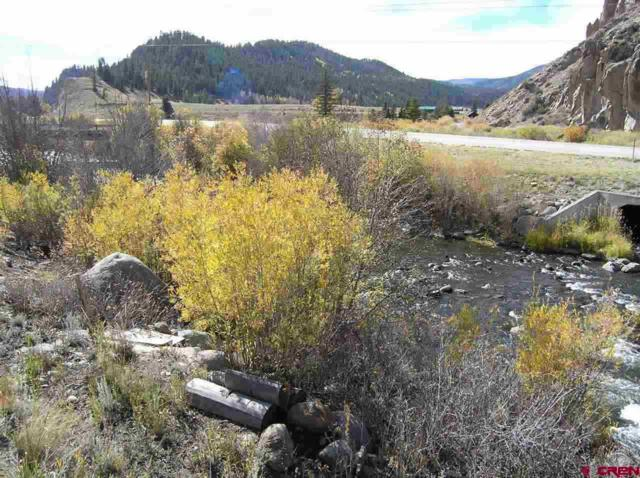 Red Bluff Drive, South Fork, CO 81154 (MLS #712219) :: Durango Home Sales
