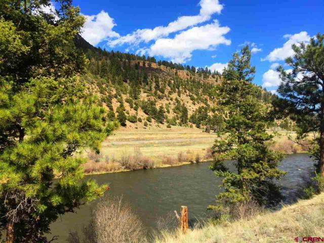 63 Doe Circle, South Fork, CO 81154 (MLS #718717) :: Durango Home Sales