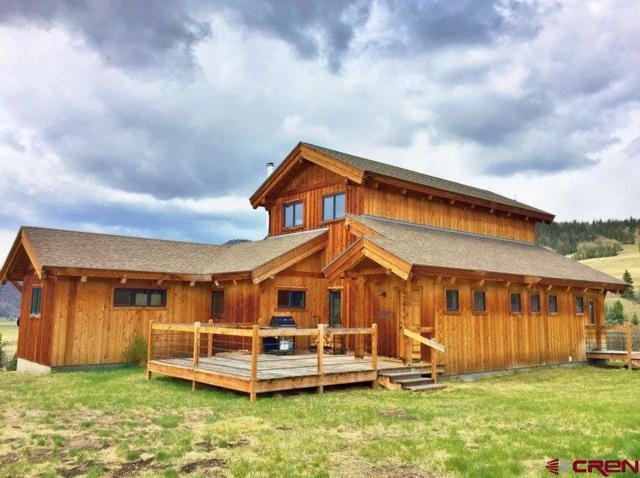 260 Wetherill Court, Creede, CO 81130 (MLS #719022) :: CapRock Real Estate, LLC