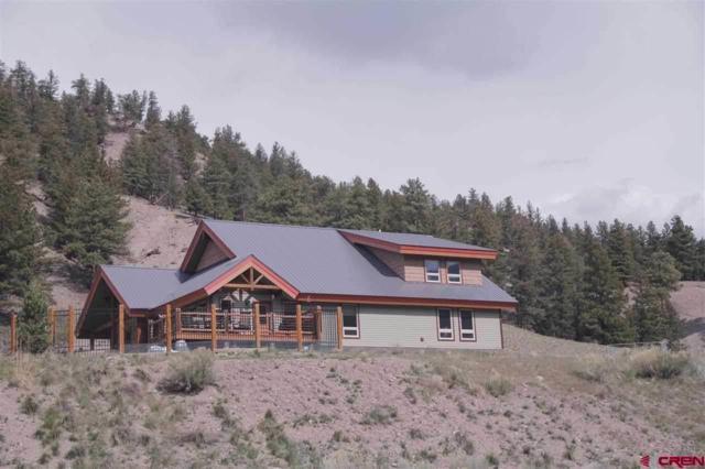 2471 Elk Road, Lake City, CO 81235 (MLS #720783) :: Durango Home Sales