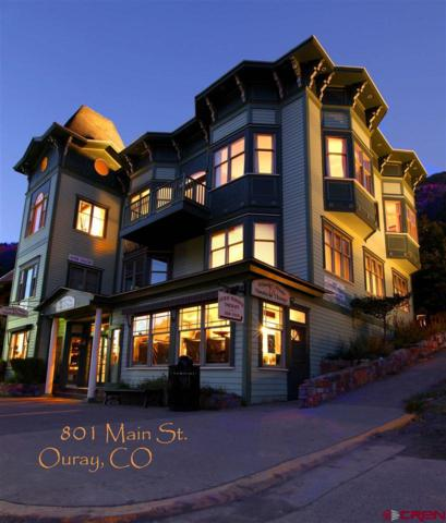 801 Main Street A, Ouray, CO 81427 (MLS #721056) :: Durango Home Sales