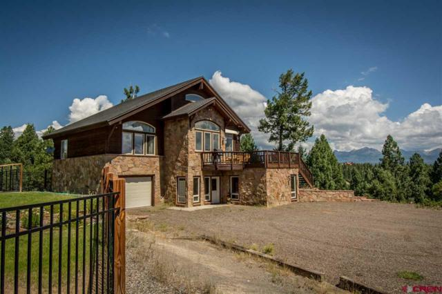 255 Majestic Drive, Pagosa Springs, CO 81147 (MLS #723224) :: Durango Home Sales