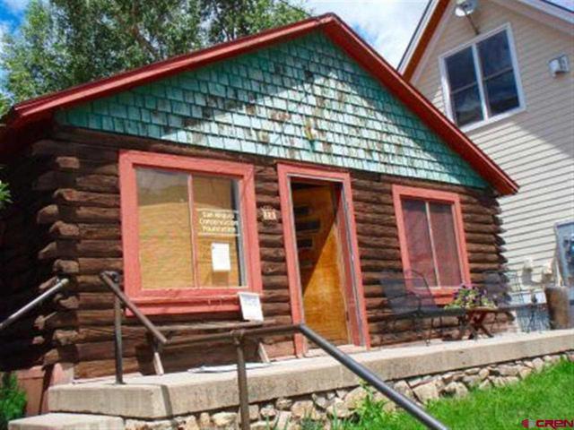 121 N Pine, Telluride, CO 81435 (MLS #724206) :: CapRock Real Estate, LLC