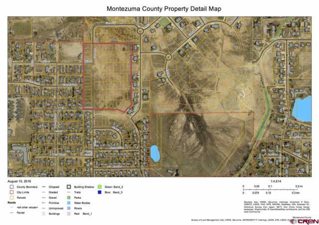 TBD Melrose Street, Cortez, CO 81321 (MLS #724604) :: Durango Home Sales