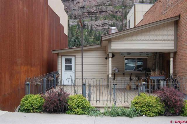 734 Main Street, Ouray, CO 81427 (MLS #724631) :: Durango Home Sales