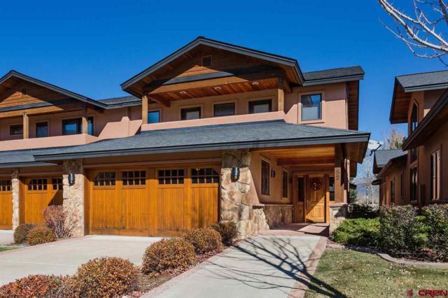 52 Mid Iron Court, Durango, CO 81301 (MLS #726537) :: Durango Mountain Realty