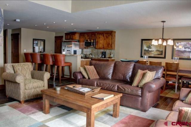 24 Sheol Street #501 Pinnacle #501, Durango, CO 81301 (MLS #728053) :: Durango Mountain Realty