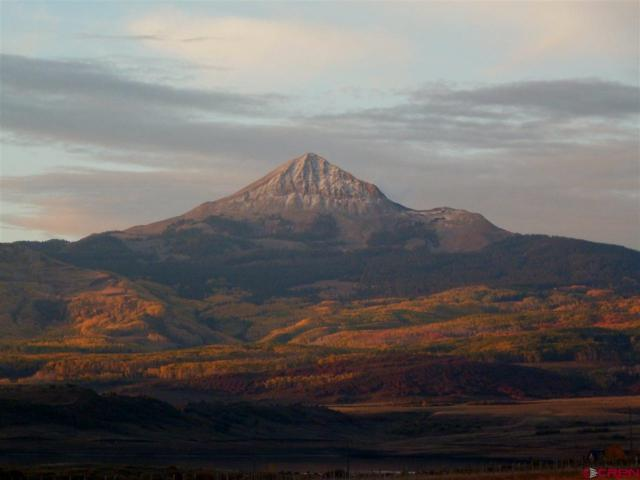 LOT 12 Lone Cone Ranches, Dolores, CO 81323 (MLS #729061) :: CapRock Real Estate, LLC