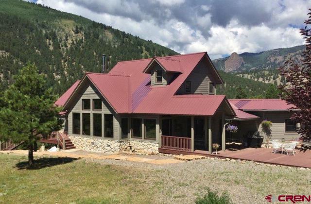 1244 Golden Pearl Lane, Lake City, CO 81235 (MLS #729224) :: CapRock Real Estate, LLC
