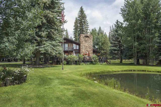 350 & 358 Mushroom Drive, Vallecito Lake/Bayfield, CO 81122 (MLS #729831) :: Durango Home Sales