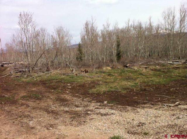 lot 36 Ground Hog Vista, Dolores, CO 81323 (MLS #730049) :: Durango Home Sales