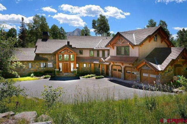 115 Bethel Rd Smith Hill Ranches, Crested Butte, CO 81224 (MLS #731268) :: Durango Home Sales
