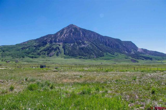 TBD Ninth Street, Crested Butte, CO 81224 (MLS #731384) :: CapRock Real Estate, LLC