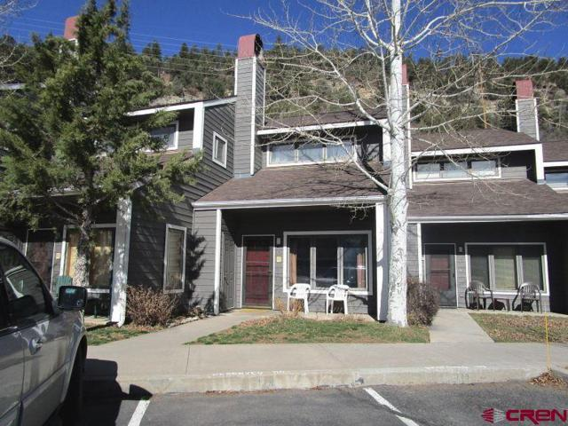 34511 N Highway 550 #118 Highway #118, Durango, CO 81301 (MLS #732324) :: Durango Mountain Realty