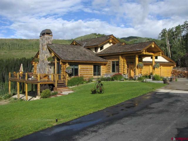 33 Quartz Circle, Crested Butte, CO 81224 (MLS #732378) :: CapRock Real Estate, LLC