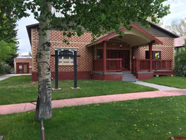 219 N Iowa Street Street, Gunnison, CO 81230 (MLS #733161) :: Durango Home Sales