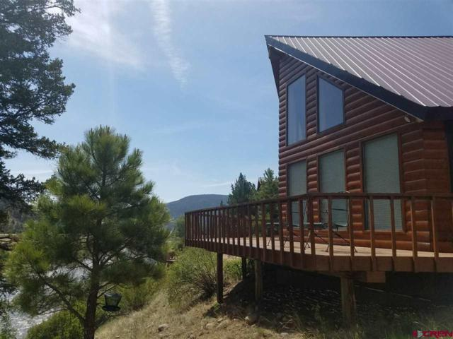 53 Doe Circle, South Fork, CO 81154 (MLS #733660) :: Durango Home Sales