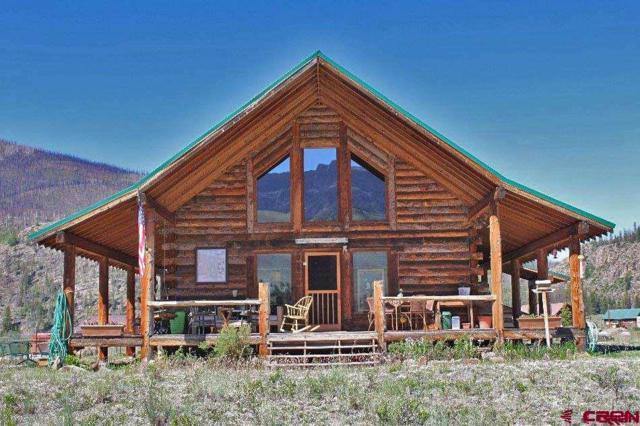 113 Bristol Head Road, Creede, CO 81130 (MLS #733855) :: Durango Home Sales