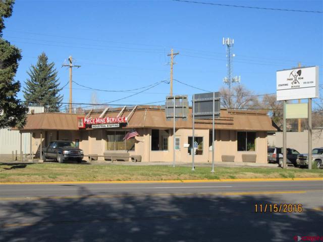 220 W Main Street, Cortez, CO 81321 (MLS #733877) :: Keller Williams CO West / Mountain Coast Group