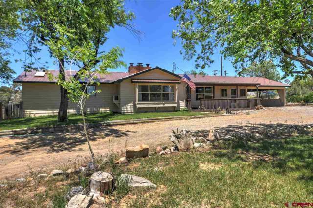29639 E Hwy 160, Durango, CO 81301 (MLS #734255) :: Durango Home Sales