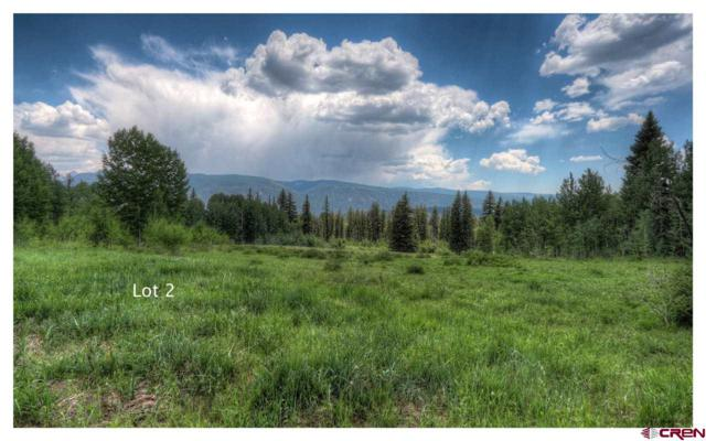 TBD Wilshire Drive, Durango, CO 81301 (MLS #734334) :: Durango Mountain Realty