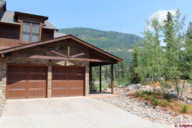 46 Limestone Court, Durango, CO 81301 (MLS #734410) :: Durango Mountain Realty