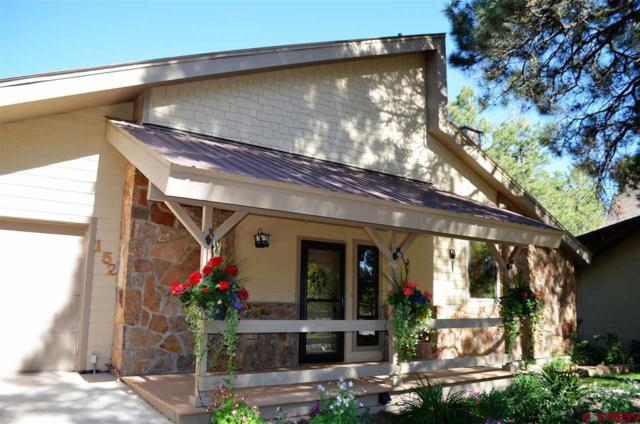 152 Fairway Place, Pagosa Springs, CO 81147 (MLS #734530) :: Keller Williams CO West / Mountain Coast Group