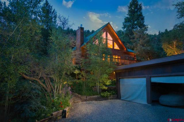 21938 Highway 145, Placerville, CO 81430 (MLS #734531) :: Keller Williams CO West / Mountain Coast Group
