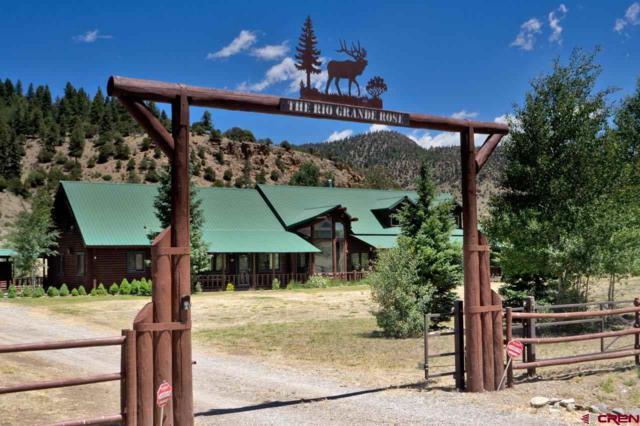 299 Landen Drive, South Fork, CO 81154 (MLS #734610) :: Durango Home Sales
