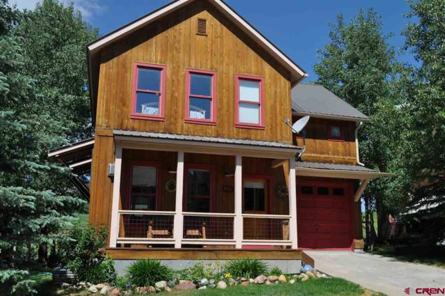 104 Horseshoe Drive, Mt. Crested Butte, CO 81225 (MLS #734629) :: CapRock Real Estate, LLC