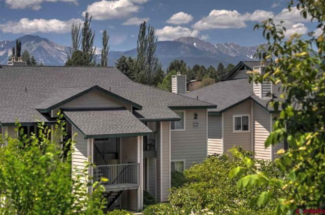 1100 Goeglein Gulch Road #123, Durango, CO 81301 (MLS #734689) :: CapRock Real Estate, LLC