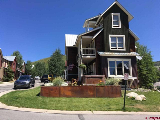 401 Horseshoe Drive, Mt. Crested Butte, CO 81225 (MLS #734886) :: CapRock Real Estate, LLC