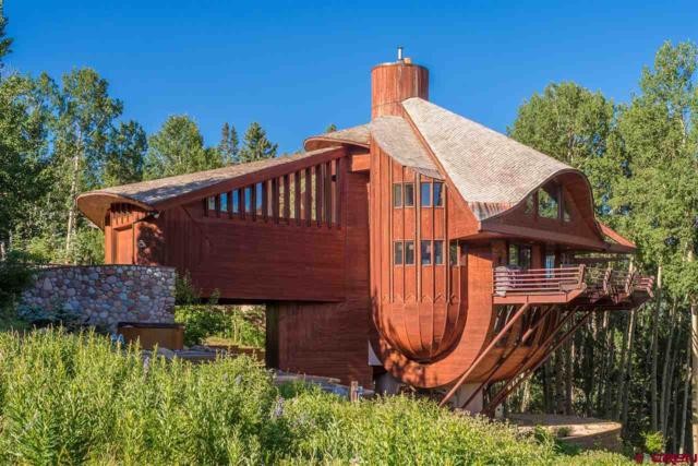 94 Anthracite Drive, Mt. Crested Butte, CO 81225 (MLS #734956) :: The Dawn Howe Real Estate Network | Keller Williams Colorado West Realty