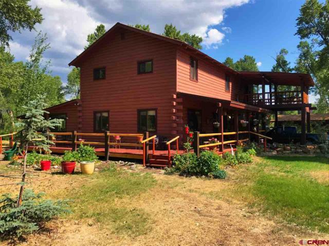 113 Navajo Trail, South Fork, CO 81154 (MLS #734962) :: Durango Home Sales