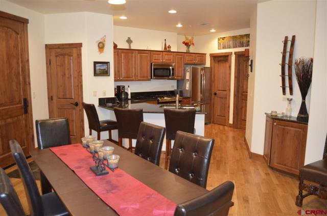 545 Skier Place #105 #105, Durango, CO 81301 (MLS #735076) :: Durango Mountain Realty