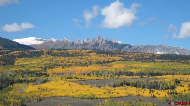 TBD Star Mountain Road, Gunnison, CO 81230 (MLS #735336) :: Durango Home Sales