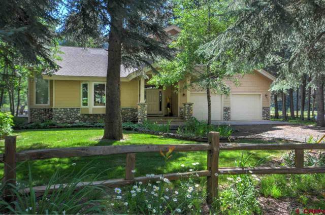 821 Mushroom Lane, Vallecito Lake/Bayfield, CO 81122 (MLS #735584) :: Durango Home Sales
