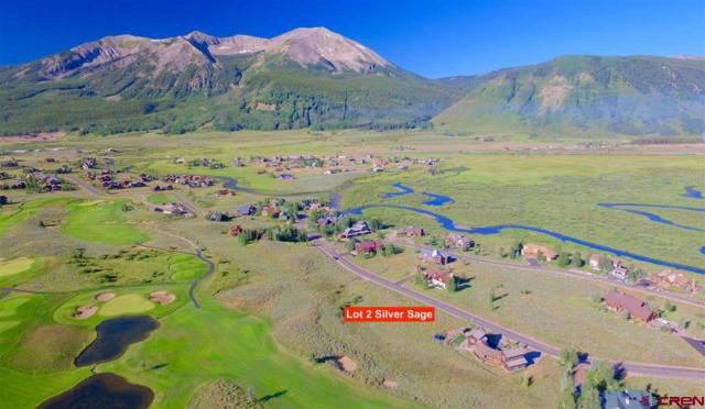 120 E Silver Sage Drive, Crested Butte, CO 81224 (MLS #735665) :: CapRock Real Estate, LLC
