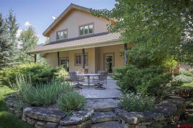 960 Red Rock Road, Durango, CO 81301 (MLS #735674) :: Durango Mountain Realty