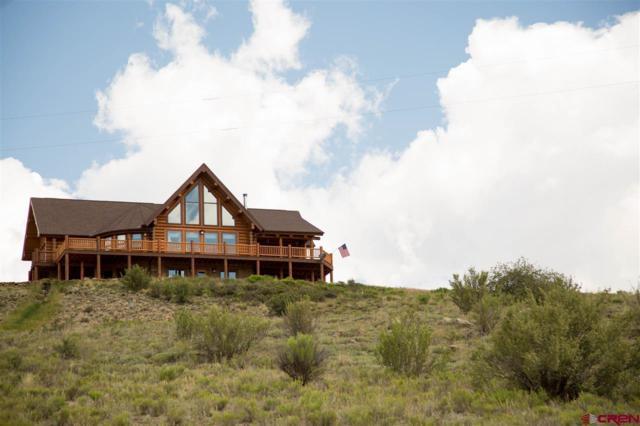120 Wright Court, Creede, CO 81130 (MLS #735680) :: CapRock Real Estate, LLC