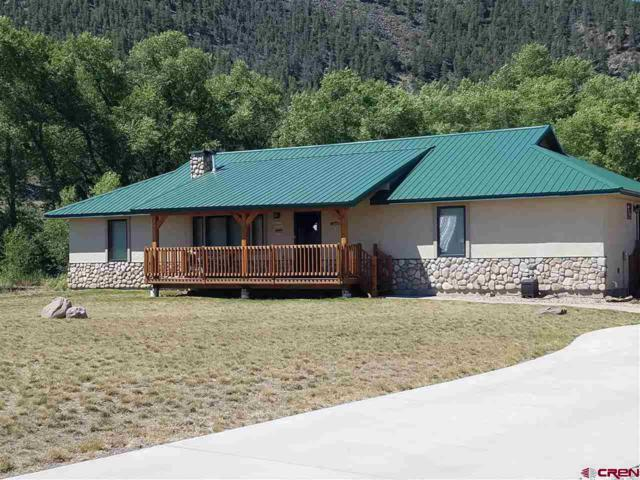 412 Sawmill, South Fork, CO 81154 (MLS #735739) :: Durango Home Sales