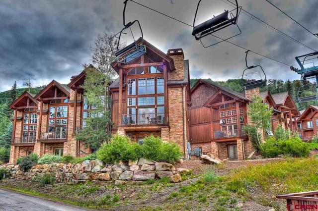 500 Sheol Street #4, Durango, CO 81301 (MLS #736002) :: Durango Mountain Realty