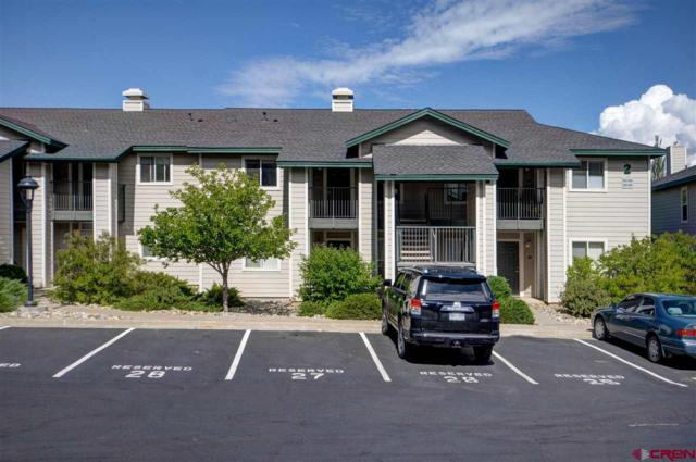 1100 Goeglein Gulch #207, Durango, CO 81301 (MLS #736129) :: CapRock Real Estate, LLC