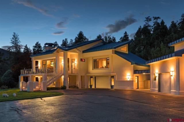 247 Rim Rock Drive, Durango, CO 81301 (MLS #736218) :: Durango Mountain Realty