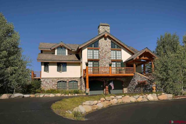 13 Buttercup Lane, Mt. Crested Butte, CO 81225 (MLS #736290) :: Durango Home Sales
