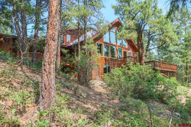621 Cool Pines Drive, Pagosa Springs, CO 81147 (MLS #736321) :: Durango Home Sales