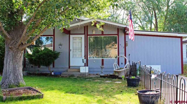 412 S Chestnut, Cortez, CO 81321 (MLS #736353) :: Durango Home Sales