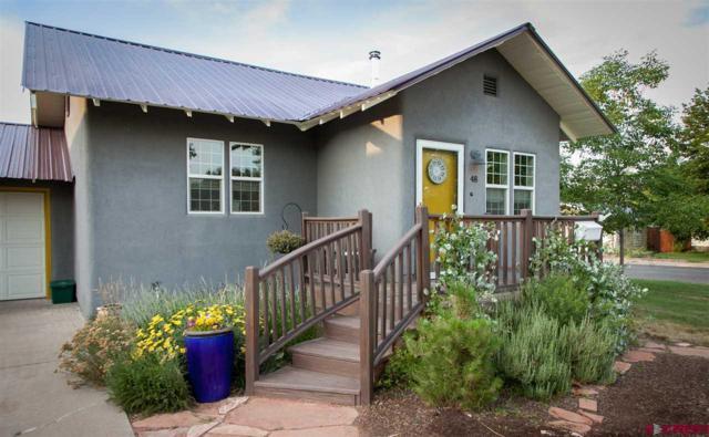 48 E Montezuma Ave, Cortez, CO 81321 (MLS #736610) :: CapRock Real Estate, LLC