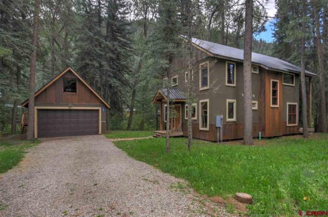 189 High Trails Drive, Durango, CO 81301 (MLS #736745) :: Durango Mountain Realty
