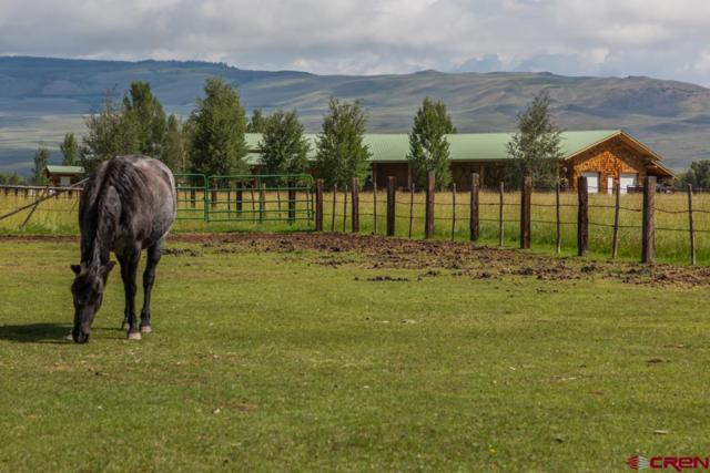 112 Chekwa Trail, Gunnison, CO 81230 (MLS #736791) :: CapRock Real Estate, LLC